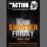 Shooter Friday à Berlin le ven. 13 octobre 2017 à 22h00 (Sexe Gay)