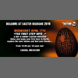 The First Step - Berlin Easter Weekend 2019 in Berlin le Wed, April 17, 2019 from 10:00 pm to 07:00 am (Sex Gay)