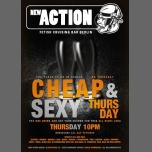 Cheap & Sexy Thursday à Berlin le jeu. 12 octobre 2017 à 22h00 (Sexe Gay)