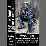Breeches Leather Uniform Fetish Meeting à Berlin le ven. 20 juillet 2018 de 22h00 à 07h00 (Sexe Gay)