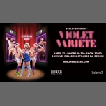 Berlin Bruisers' Violet Varieté: Amsterdam Ahoy! in Berlin le Fri, April 27, 2018 from 07:30 pm to 11:00 pm (Clubbing Gay, Bi)