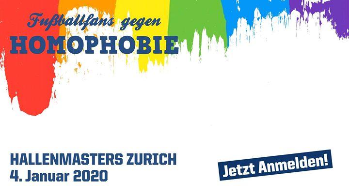 7. Fußballfans gegen Homophobie Hallenmaster - Zürich in Zürich from  3 til January  5, 2020 (Sport Gay, Lesbian, Hetero Friendly, Trans, Bi)