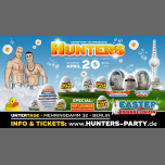 Hunters Party ★ Easter Eggsplosion 3 ★ Berlin 2019 à Berlin le sam. 20 avril 2019 de 22h00 à 06h00 (Sexe Gay)