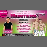 Hunters on Tour ★ Berlin Hamburg ★ Pride 2018 in Hambourg le Sat, August  4, 2018 from 10:00 pm to 06:00 am (Clubbing Gay)