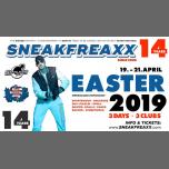 Sneakfreaxx Birthday Bash 1/2 • 14 YEARS - Easter 2019 • Berlin à Berlin le ven. 19 avril 2019 de 22h00 à 06h00 (Clubbing Gay)