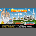 HUNTERS • EASTER EGGSPLOSION #3 in Berlin le Sat, April 20, 2019 from 10:00 pm to 06:00 am (Sex Gay)