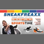 Sneakfreaxx • Straßenfest Party Special 2018 in Berlin le Fri, July 20, 2018 from 10:00 pm to 06:00 am (Clubbing Gay)
