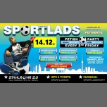 Sportlads ★ Every 2nd Friday ★ Since 2012 in Berlin ★ in Berlin le Fri, December 14, 2018 from 10:00 pm to 06:00 am (Clubbing Gay)