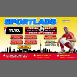 柏林Sportlads 10/2019 ★ Every 2nd Friday ★ Since 2012 in Berlin ★2019年10月11日,22:00(男同性恋 性别)