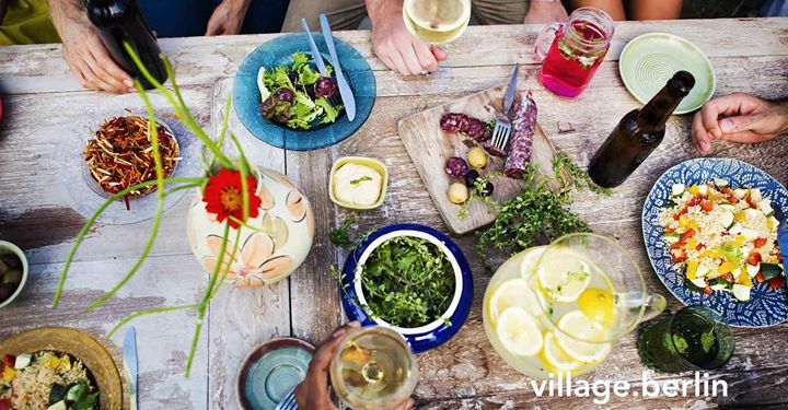 Village Pot Luck in Berlin le Sat, September 14, 2019 from 07:00 pm to 11:00 pm (Workshop Gay, Trans, Bi)