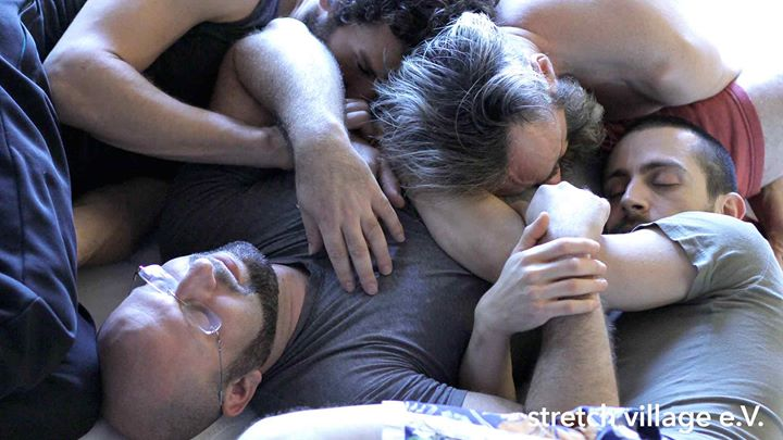 Cuddle Puddle // Kuschelgruppe for GBTQ men a Berlino le mar 16 aprile 2019 19:30-22:00 (Laboratorio Gay, Trans, Bi)