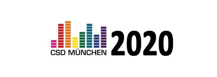 CSD München 2020 (Official) en München le sáb 11 de julio de 2020 15:30-22:00 (Festival Gay, Lesbiana, Trans, Bi)