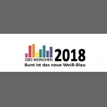 CSD München 2018 (Official) in München le Sat, July 14, 2018 from 11:00 am to 10:00 pm (Festival Gay, Lesbian, Trans, Bi)
