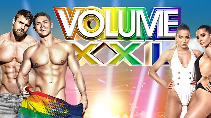VOLUME XXL - Pride Edition in Hanovre le Sat, May 30, 2020 from 11:00 pm to 06:00 am (Clubbing Gay, Lesbian)
