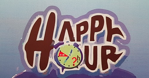 HAPPY Hour in Stuttgart le Di  1. Oktober, 2019 21.00 bis 22.00 (Sexe Gay)