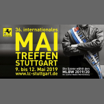 Maitreffen - ROUGH MEN NIGHT à Stuttgart le sam. 11 mai 2019 de 23h00 à 03h00 (Sexe Gay)