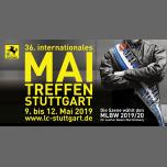 Maitreffen - Vorstellung der Kandidaten zum Mr Leather Ba-Wü in Stuttgart le Fr 10. Mai, 2019 22.00 bis 02.00 (Sexe Gay)