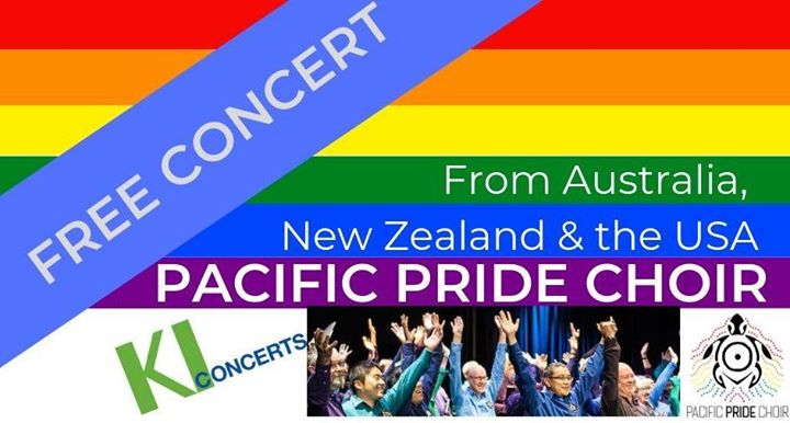 Pacific Pride Choir, Phnom Penh Concert à Phnom Penh le lun. 22 juillet 2019 de 17h30 à 18h30 (Concert Gay Friendly)