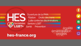Homosexualités et Socialisme (HES) - 协会/男同性恋, 女同性恋, 变性, 双性恋 - Strasbourg