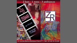 Ze Restoo - Restaurant/Gay - Paris