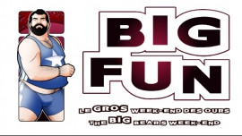 Big Fun - Communities, Culture and Leisure / Gay, Bear - Paris