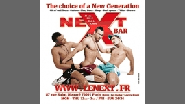 Le Next - Sex-club / Gay - Paris