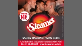 Le Steamer - Sauna / Gay - Paris