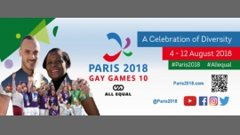 Paris 2018 - Sport / Gay, Lesbienne - Paris