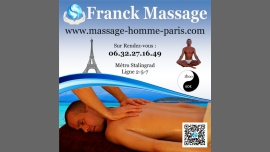 Massage Homme Paris - Massages / Détente / Gay, Gay Friendly - Paris
