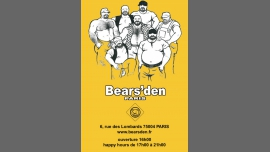 Le Bear's Den - Bar / Gay, Bear - Paris