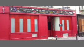 Le 3w Kafé - Bar / Gay Friendly, Lesbiana - Paris