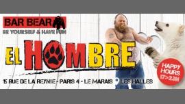El Hombre - Bar/Gay, Bear - Paris