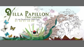 La Villa Papillon - Restaurante / Gay, Hetero Friendly - Paris
