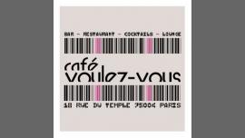 Café Voulez-Vous - Bar, Restaurant/Gay, Lesbian - Paris