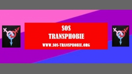 SOS Transphobie - Fight against homophobia / Trans - Paris