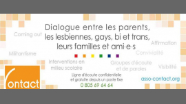 Contact Paris - Île-de-France - Fight against homophobia / Gay, Lesbian - Paris