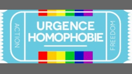 Urgence Homophobie - Fight against homophobia / Gay, Lesbian, Trans, Bi - Paris