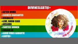 Diivines LGBTQI+ - Communautés/Lesbienne - Paris
