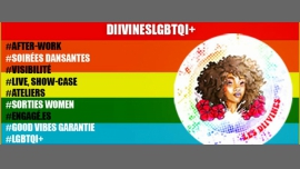 Diivines LGBTQI+ - Communità/Lesbica - Paris