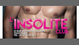 L'Insolite - Discoteca / Gay - Paris