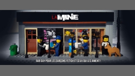 La Mine - Bar / Gay - Paris