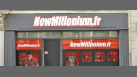New Millenium - Sex-shop / Gay - Paris