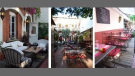 Les Jardins de l'Ambassade - Bar, Restaurant/Gay Friendly - Toulouse