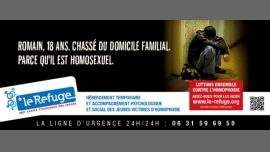 Le Refuge Haute-Garonne - Youth and Students / Gay, Lesbian - Toulouse