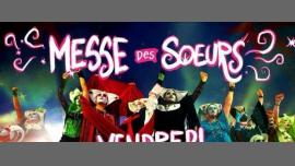 Les Soeurs de la Perpétuelle Indulgence - Lutte contre l'homophobie/Gay - Lille