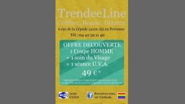 Trendee Line - Hair dressing, beauty/Gay, Lesbian - Aix-en-Provence