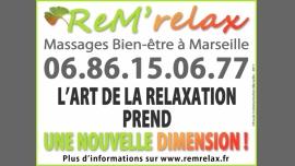 Rem'Relax - Massages / Détente/Gay Friendly - Marseille