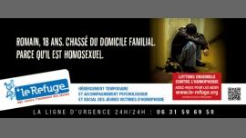 Le Refuge Bouches-du-Rhône - Jeunes et étudiants/Gay, Lesbienne - Marseille