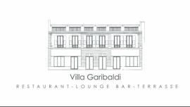 Villa Garibaldi - Bar, Restaurant/Gay Friendly - Nice