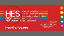 Homosexualités et Socialisme (HES) - Association/Gay, Lesbienne, Trans, Bi - Lyon